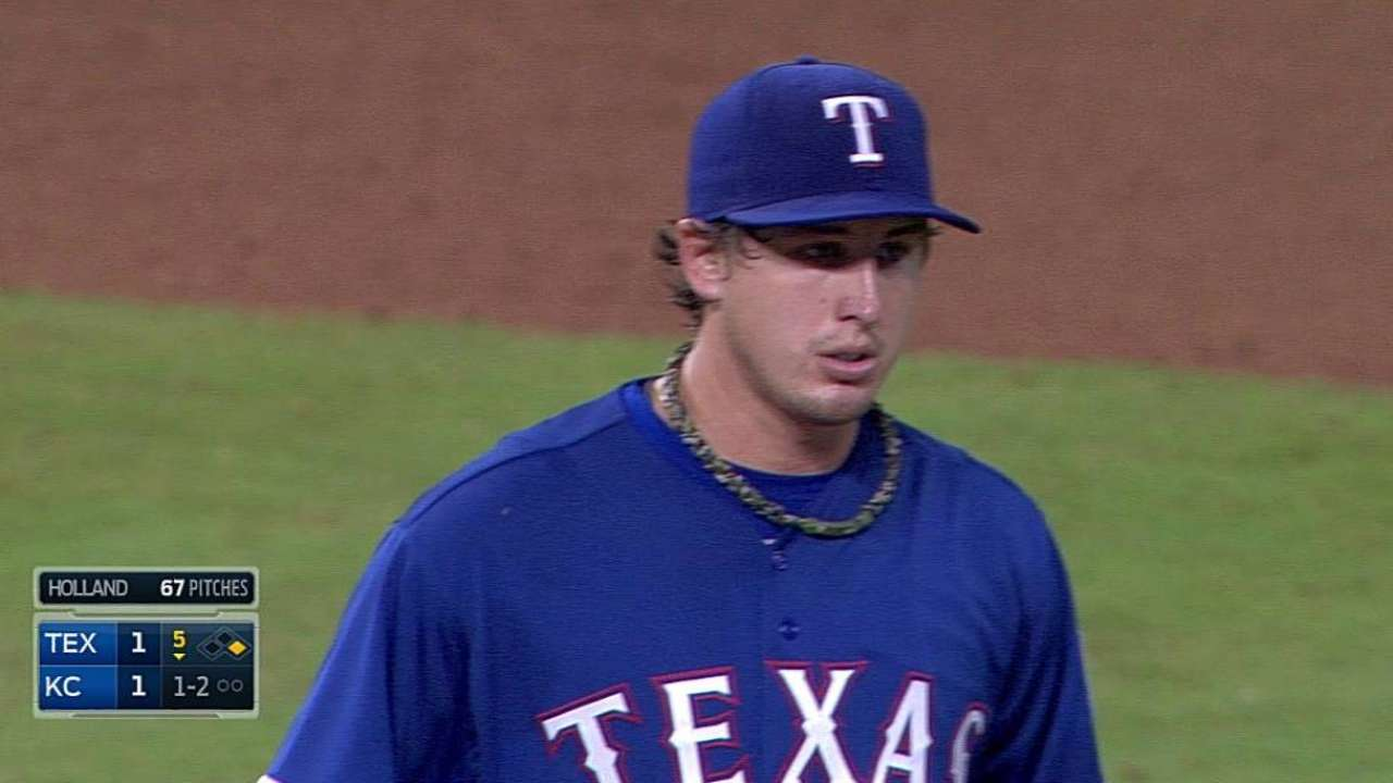 Rangers set MLB record using 60th player