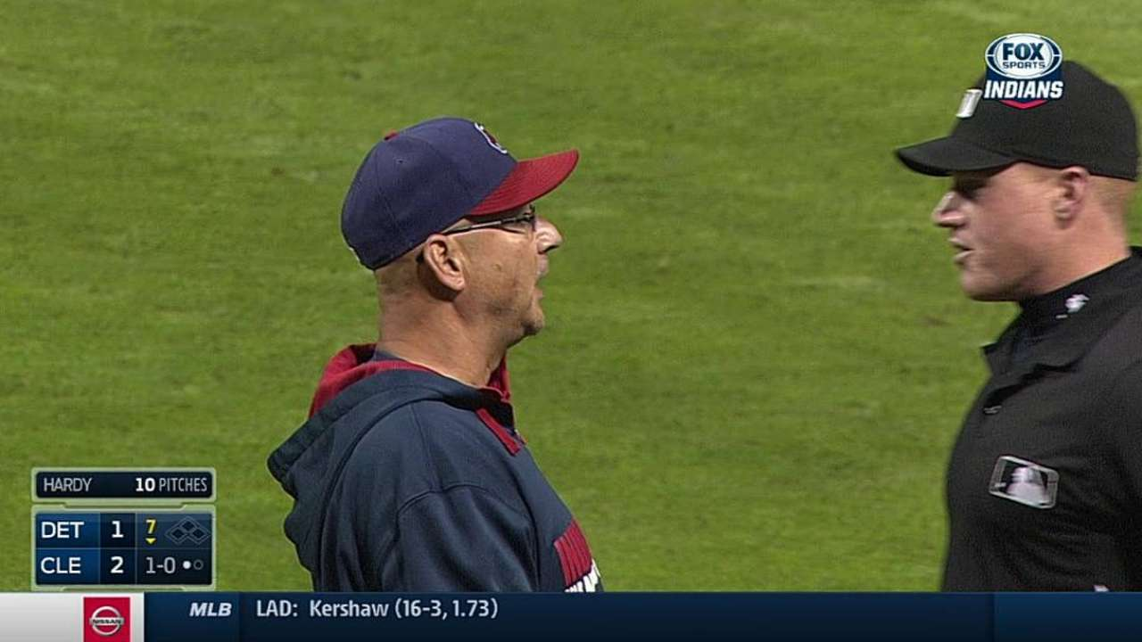 Tribe's challenge denied as call stands