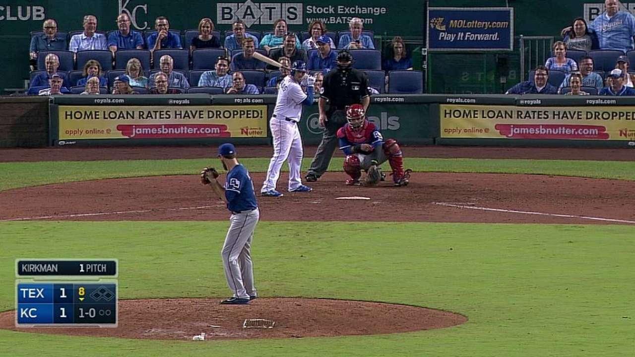 Rangers set pitchers record