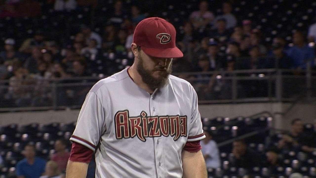 Ziegler's struggles continue in San Diego