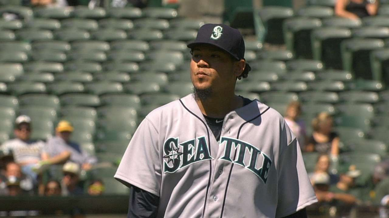 Mariners enter crucial seven-game stretch