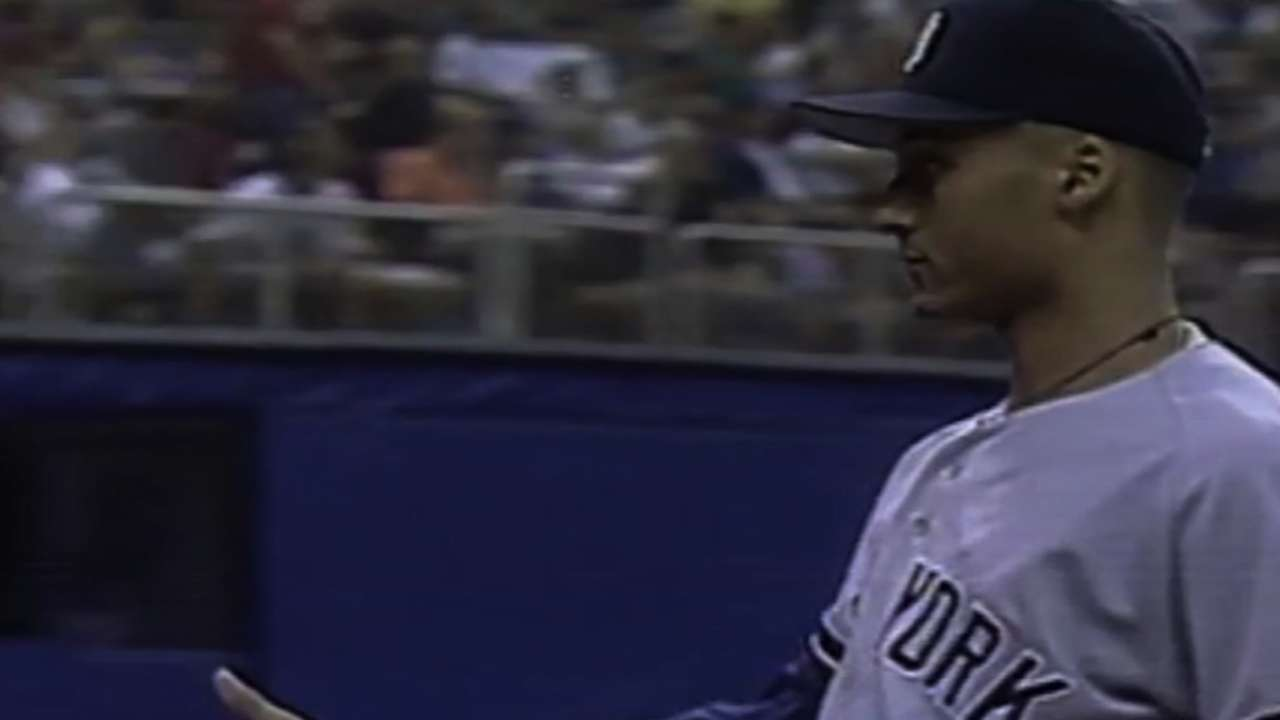 No. 1's for No. 2: Looking at Jeter's firsts