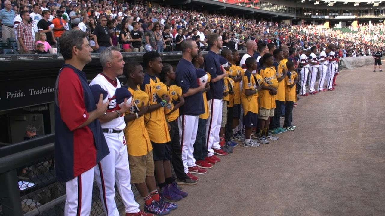 JRW and the White Sox