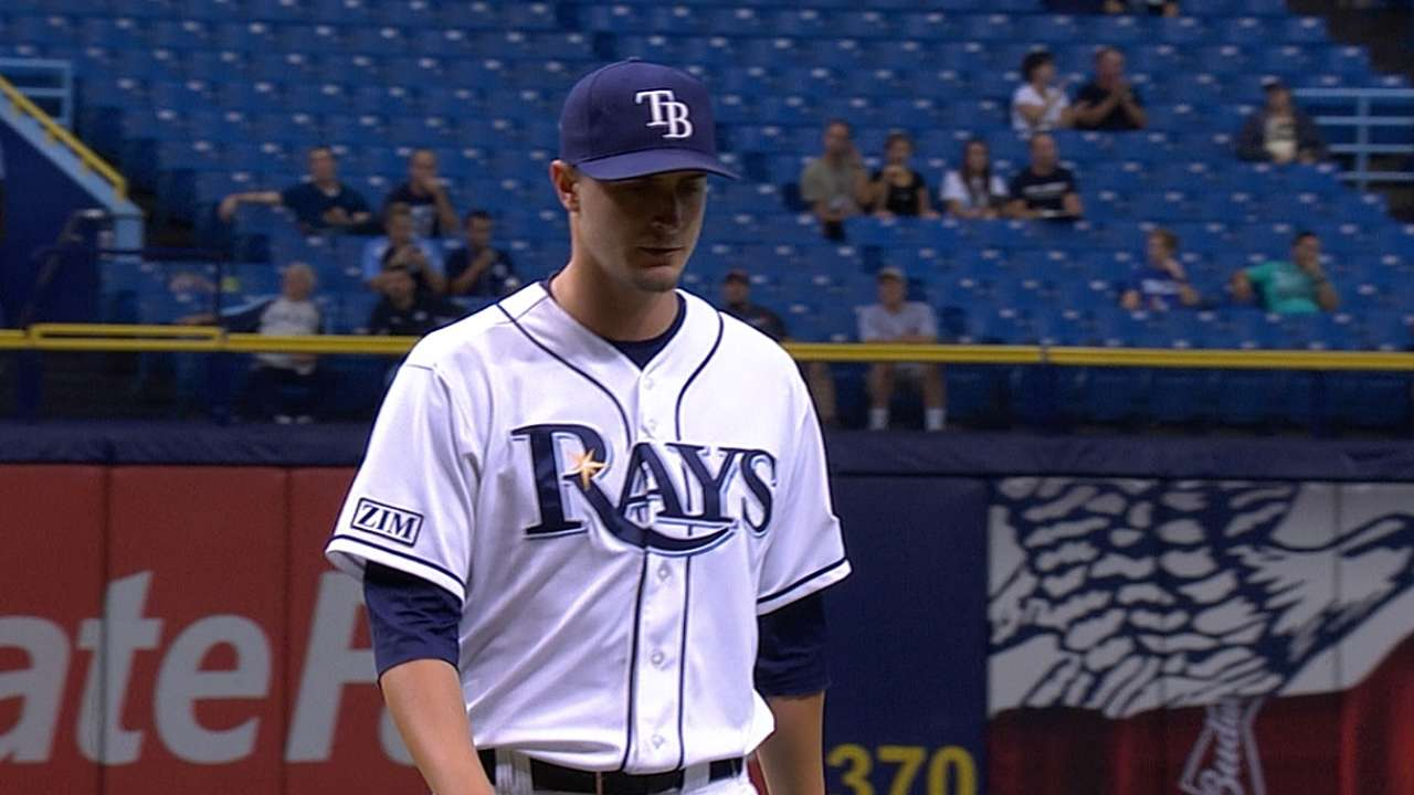 Odorizzi's solid start goes for naught vs. Jays