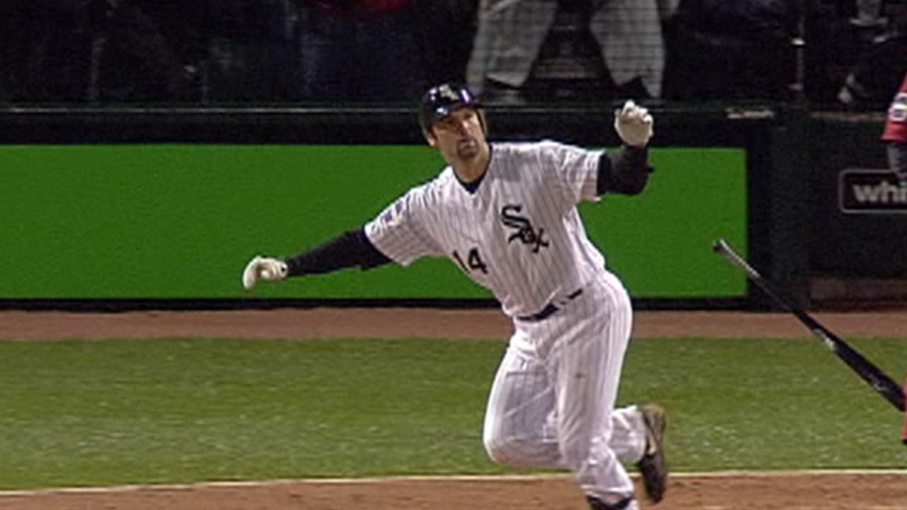White Sox old and new share Konerko memories