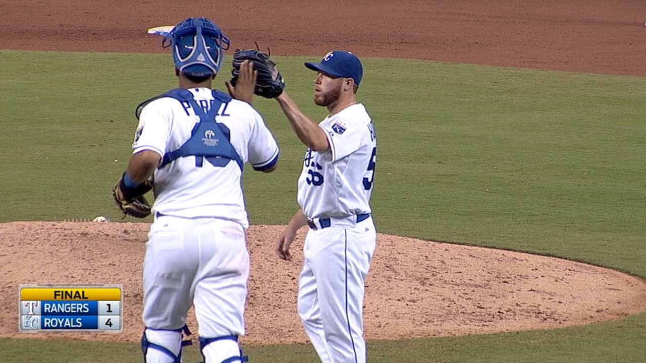 Imperfect Royals hot at perfect time