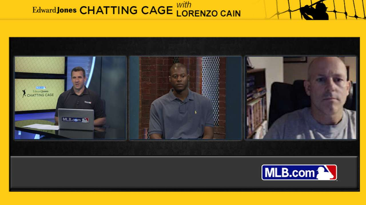Cain talks exciting October in Chatting Cage
