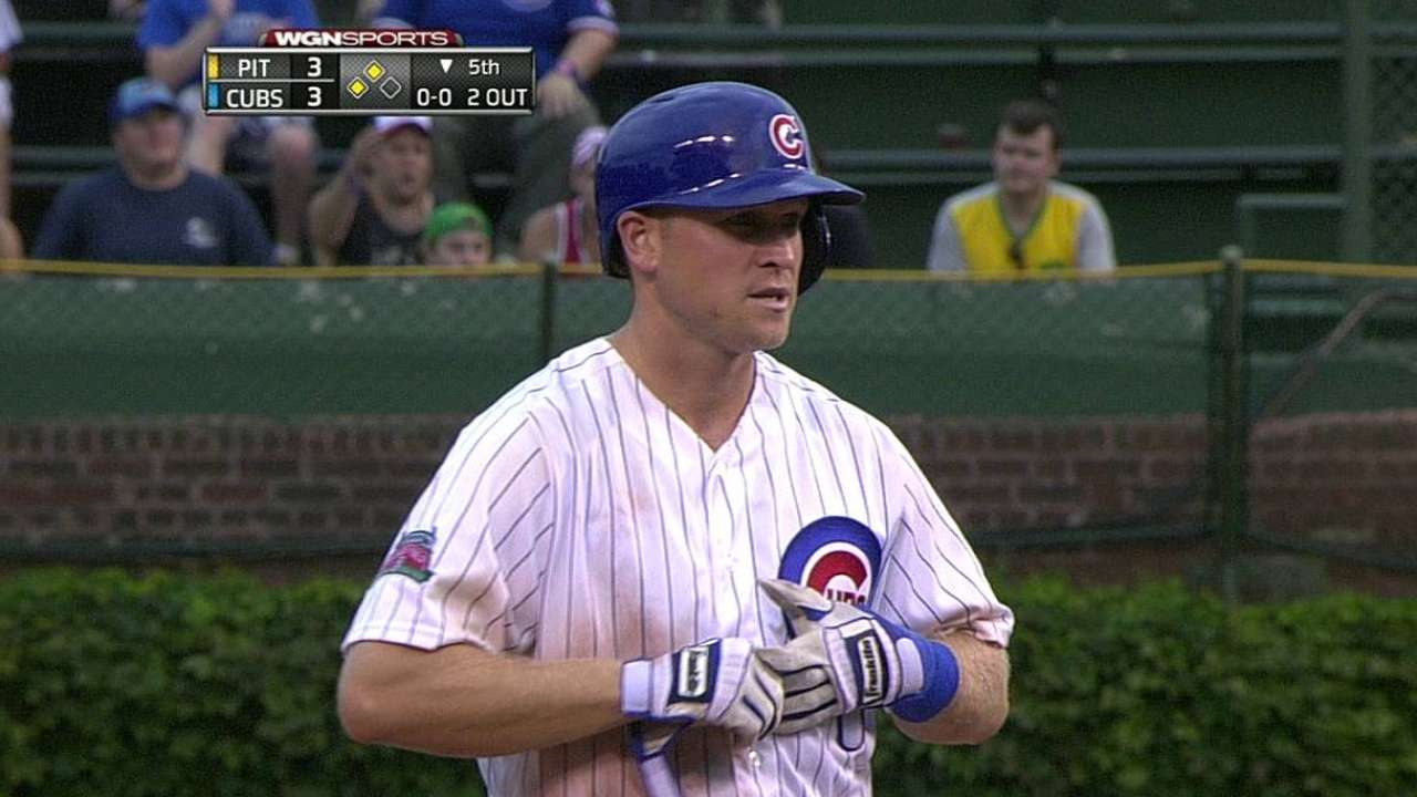 Cubs drop conclusion of suspended game in extras
