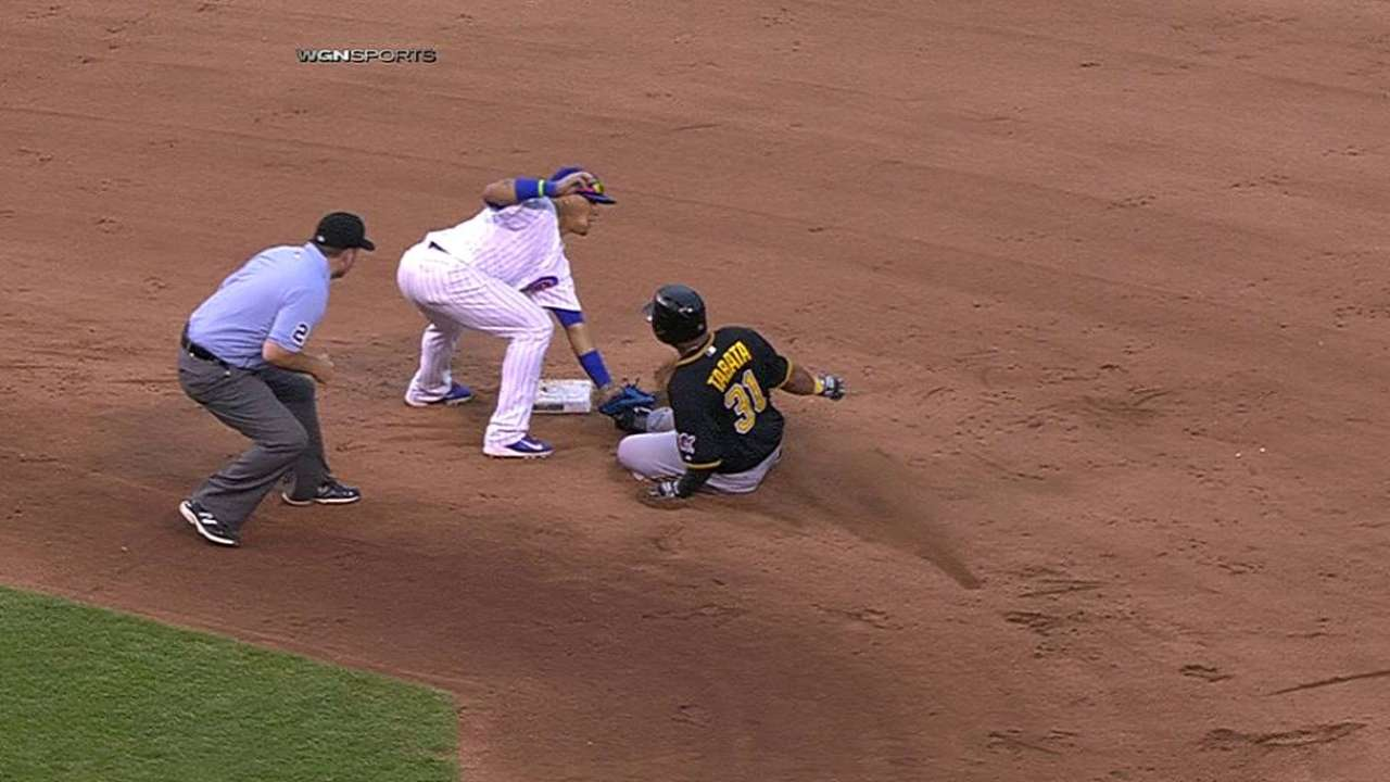 Soler adds to resume with laser assist to nab Tabata