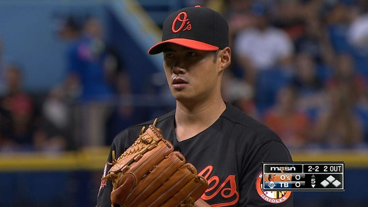 Rumor roundup: Dodgers look into Chen