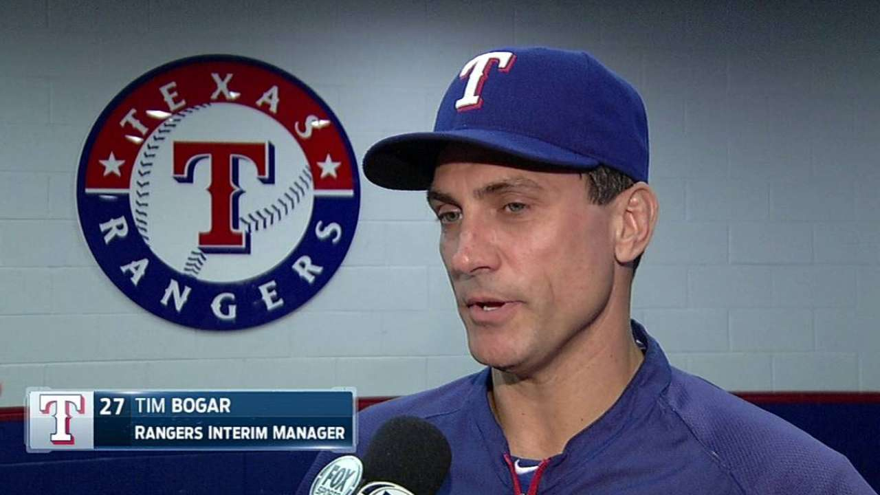 Bogar values numbers, but trusts gut in role as skipper