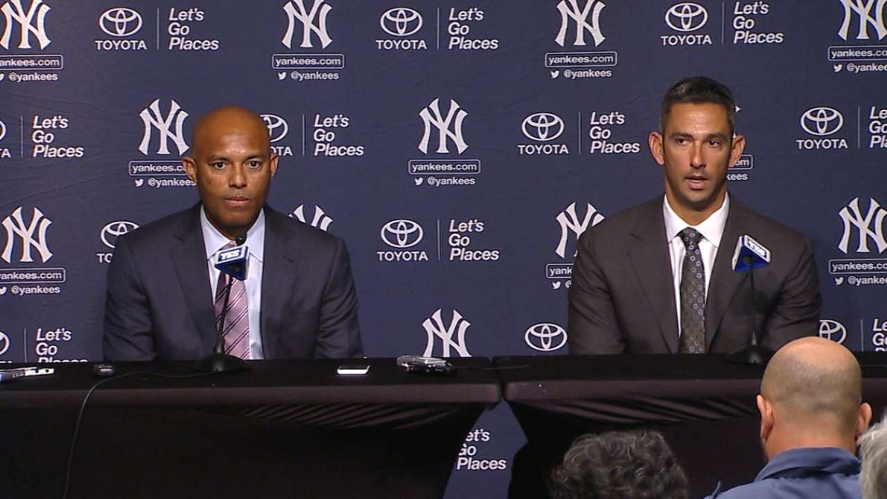 Jeter Day signals end of an era for Yankees