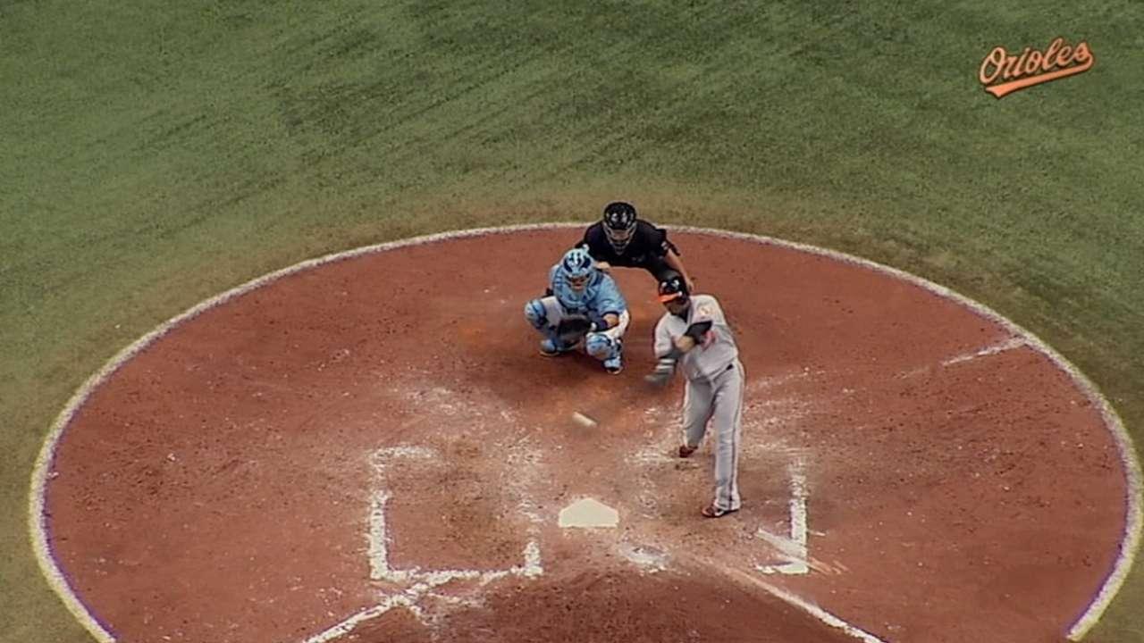 Cruz's four-hit, seven-RBI game