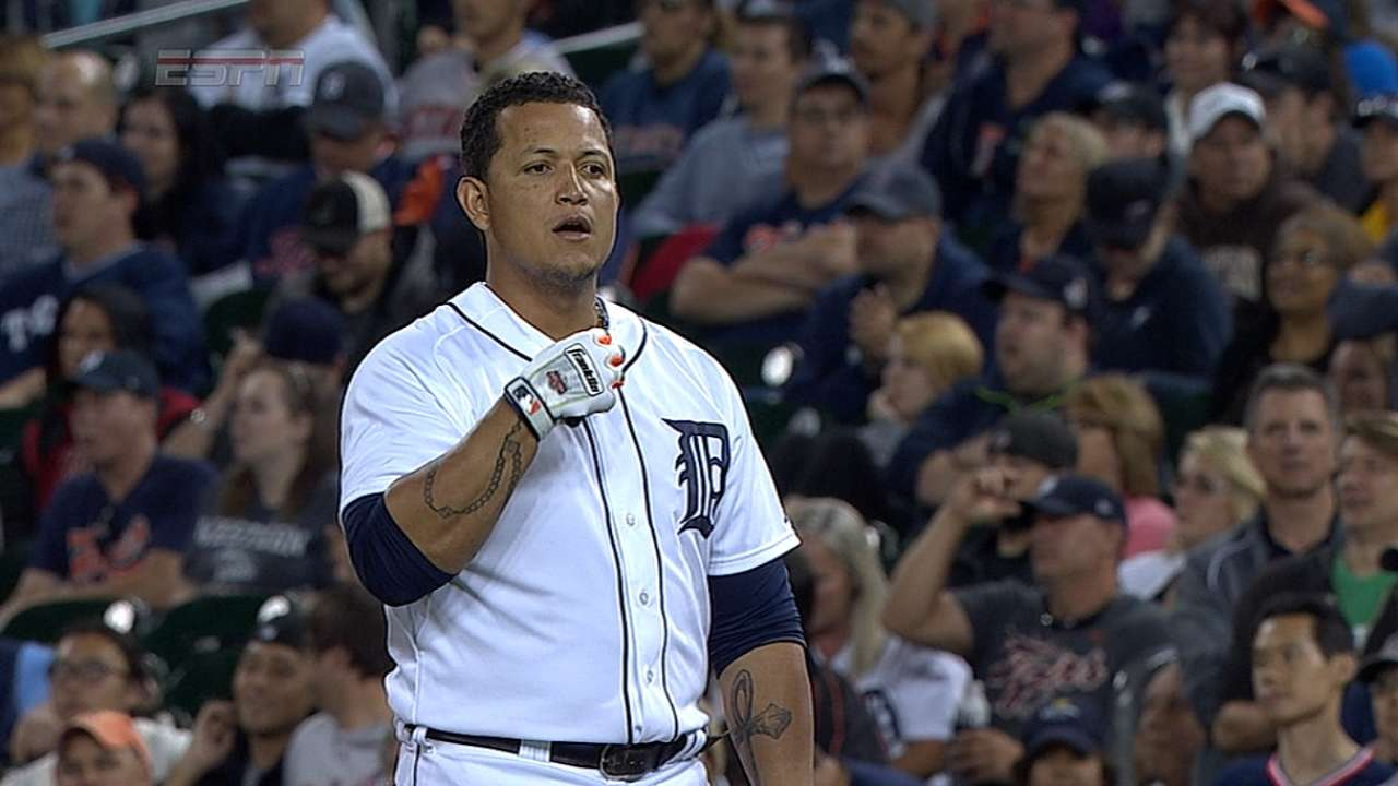 Gritty Cabrera finding way to save best for last