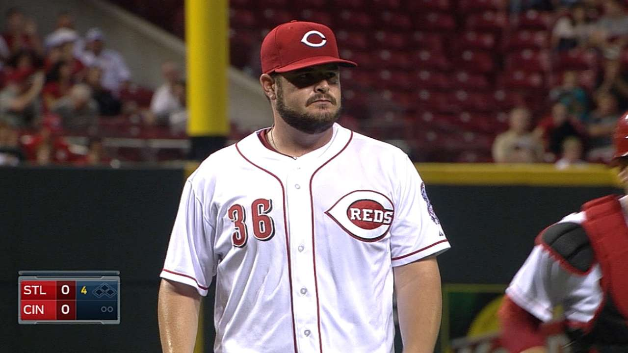 Reds unable to back Holmberg's clutch relief
