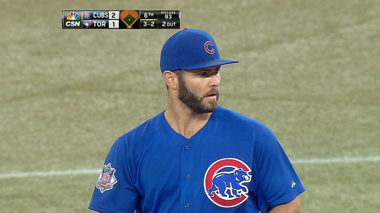 Bullpen hiccup leads to fifth straight loss for Cubs