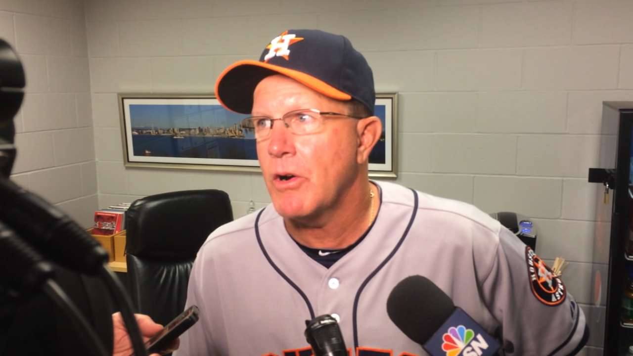 Lawless impressed with team's play against AL's best