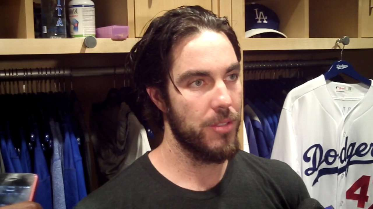 Haren not focused on clinching against rivals