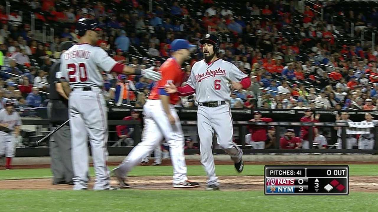 LaRoche keeping sore back rested for playoff run