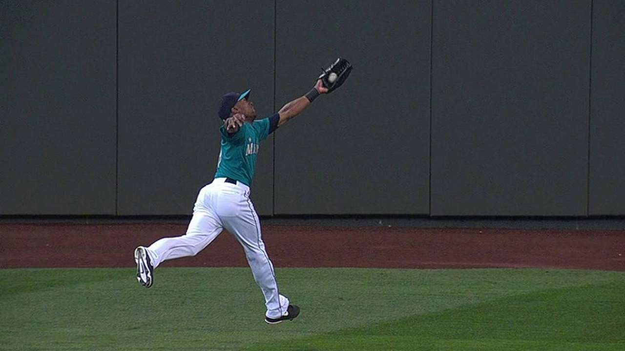 Jackson ready to rebound in 2015 for revamped Mariners