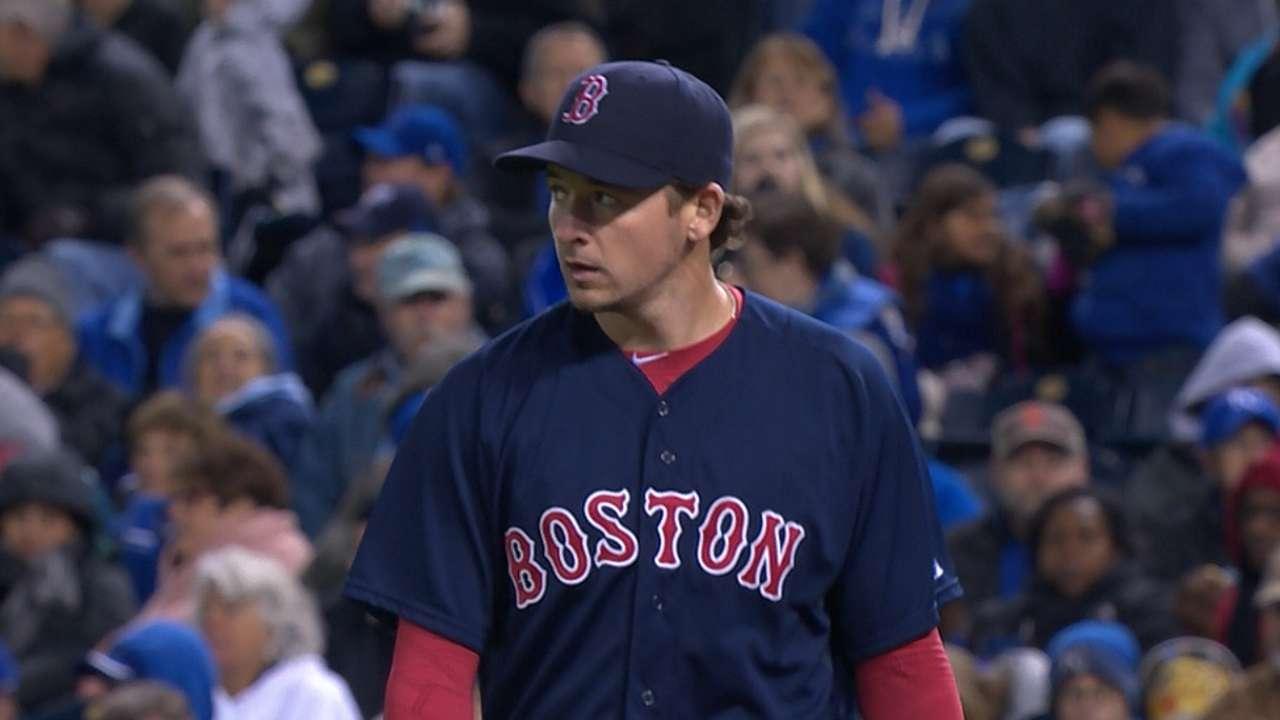 Webster's solid start keeps Sox tough on Royals