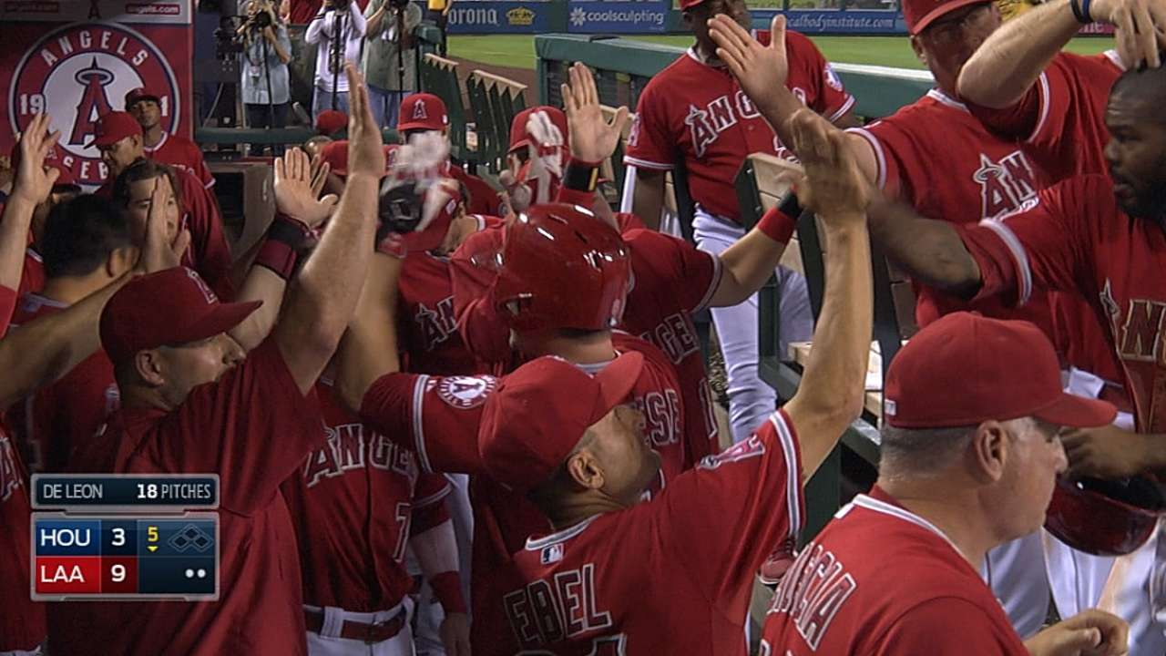 Scioscia downplays importance of looming 100-win mark