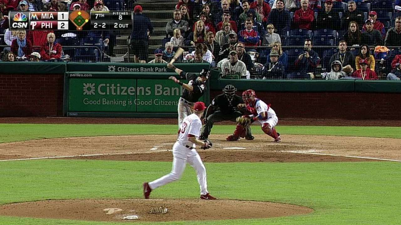 Diekman closes out season with 100th strikeout
