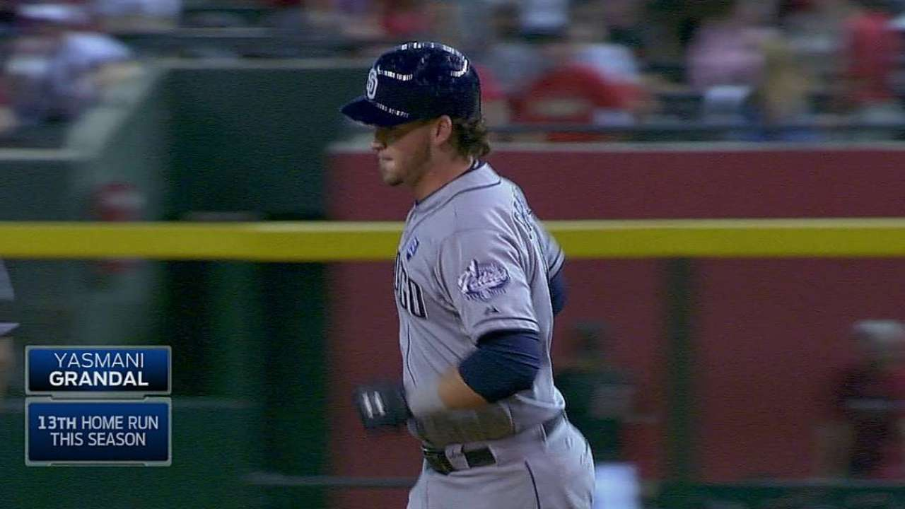 Ross off his game as Padres fall to D-backs