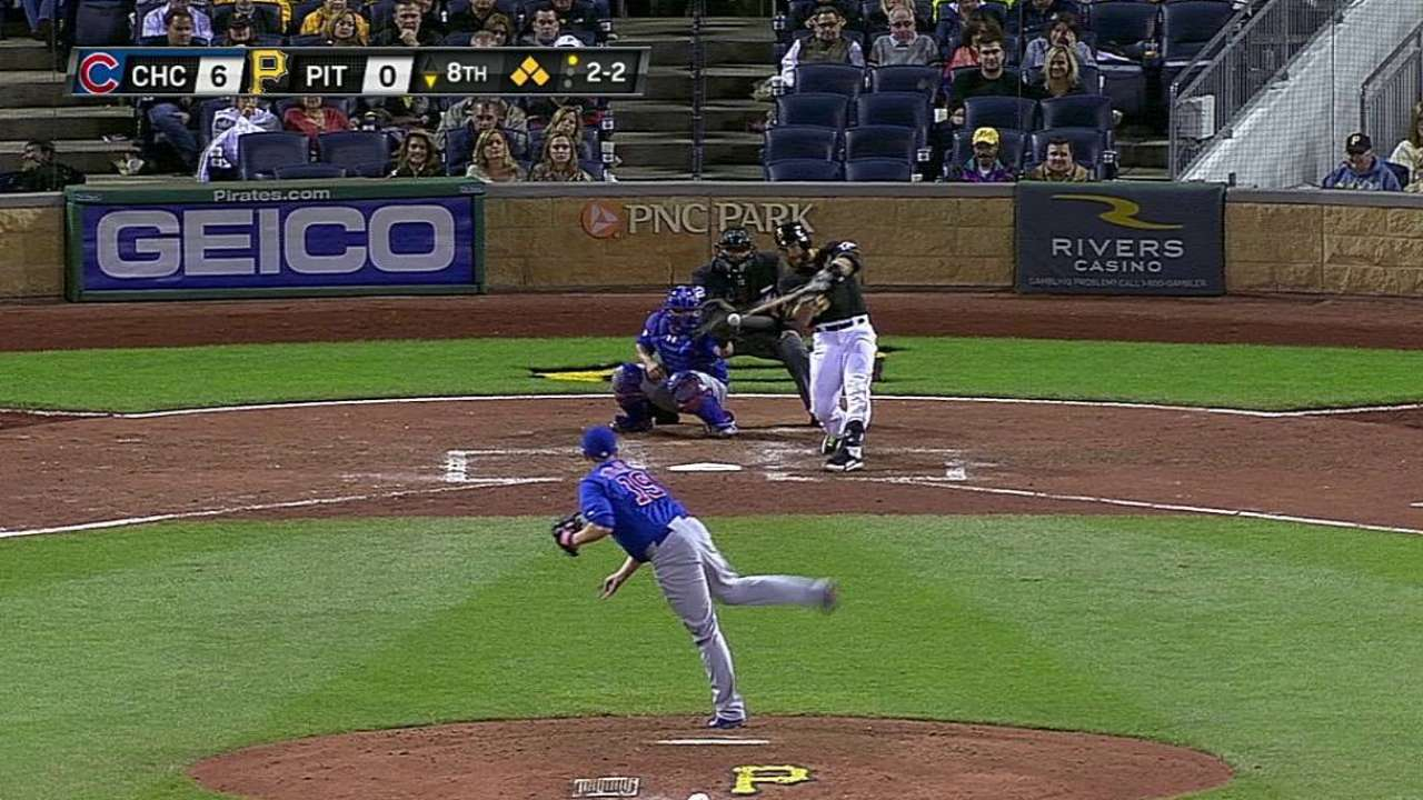 Locke picked; Pirates' momentum stolen by Cubs