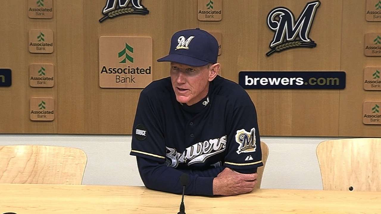Many theories, few answers for Brewers' slump