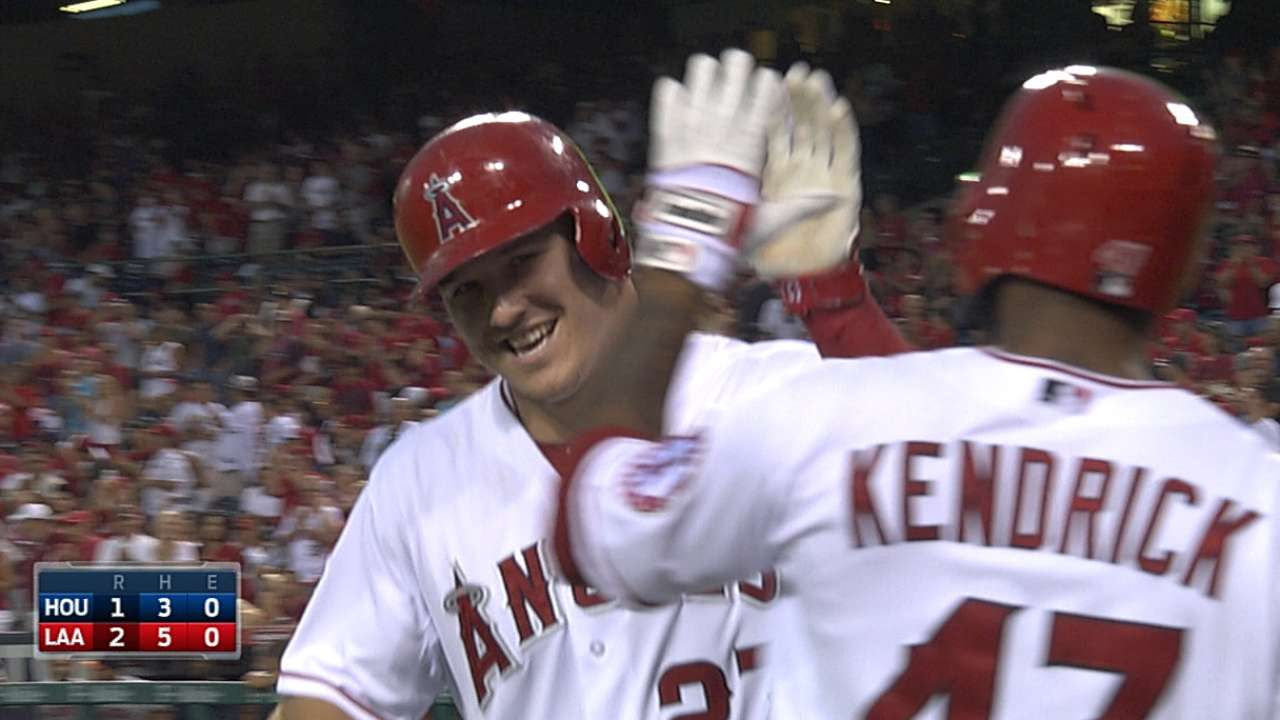 Angels part ways with scout involved in Trout pick