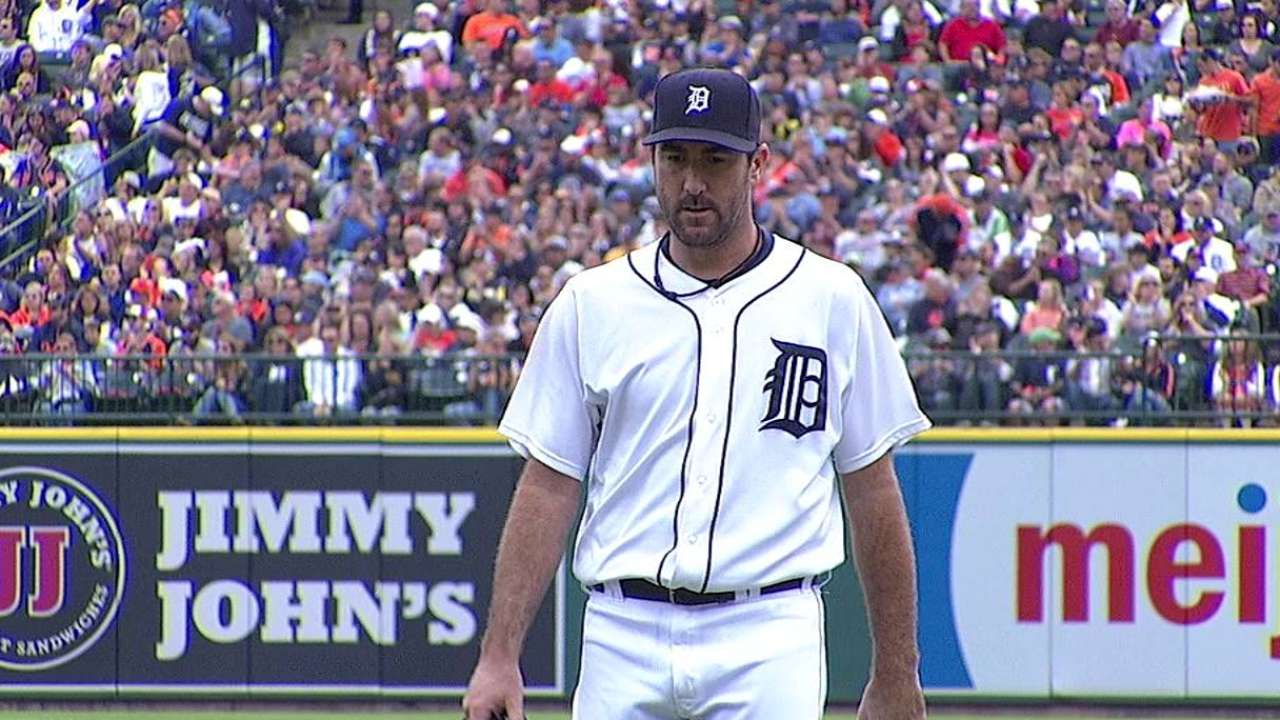 Ausmus not committing to rotation vs. Royals