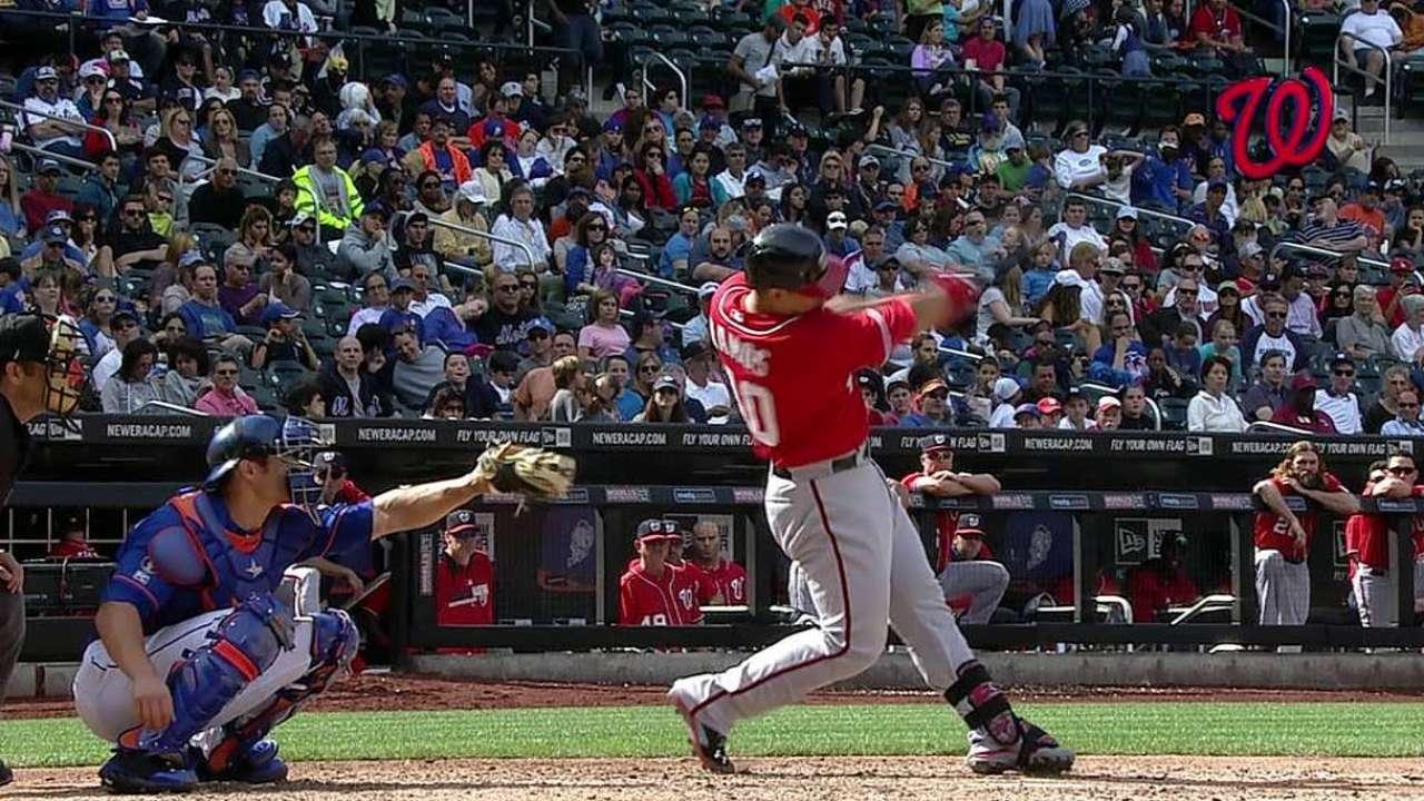 Ramos, Zimmermann fuel Nats' win over Mets