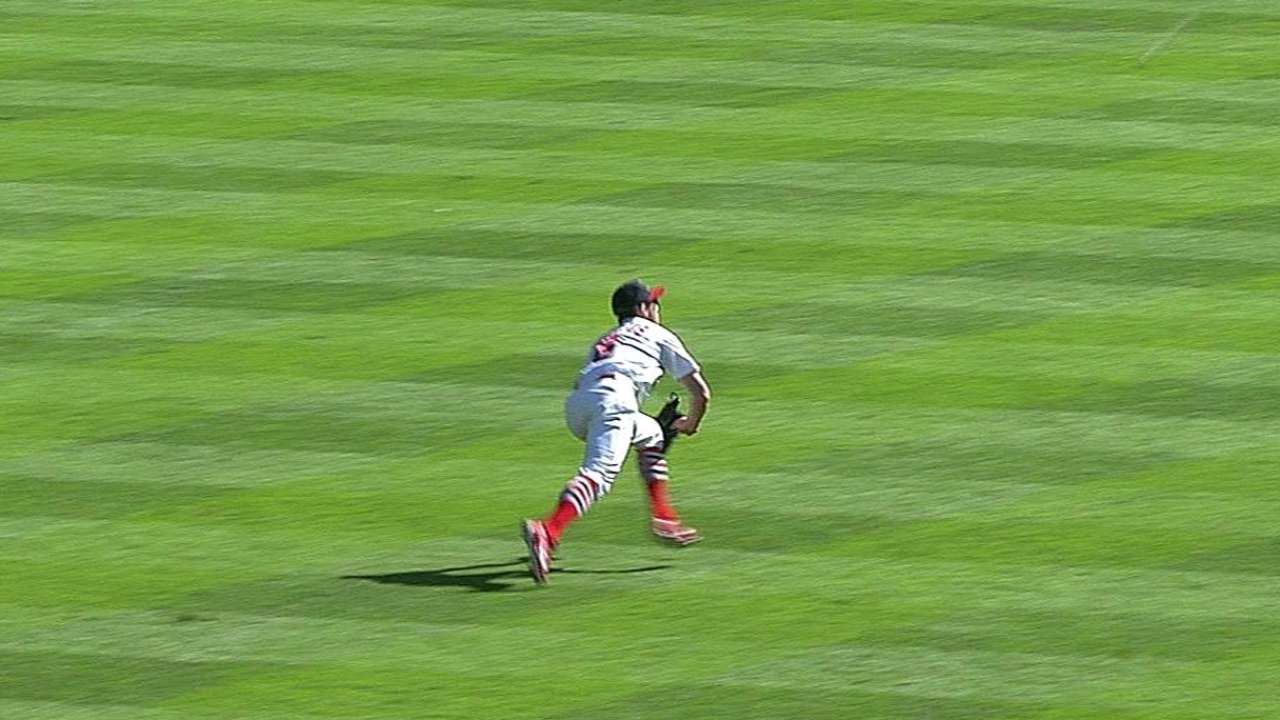 Inbox: What role will Bourjos play in Cards' outfield?