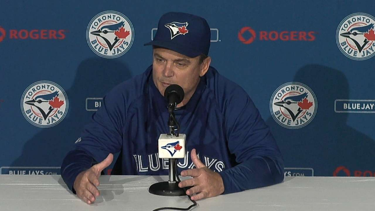 Anthopoulos not tipping hand on Gibbons' status
