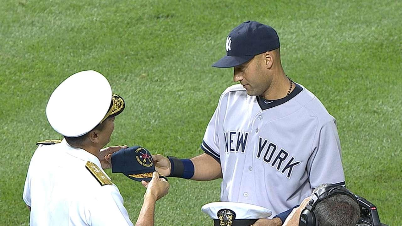 Jeter has fond memories of Orioles, Showalter