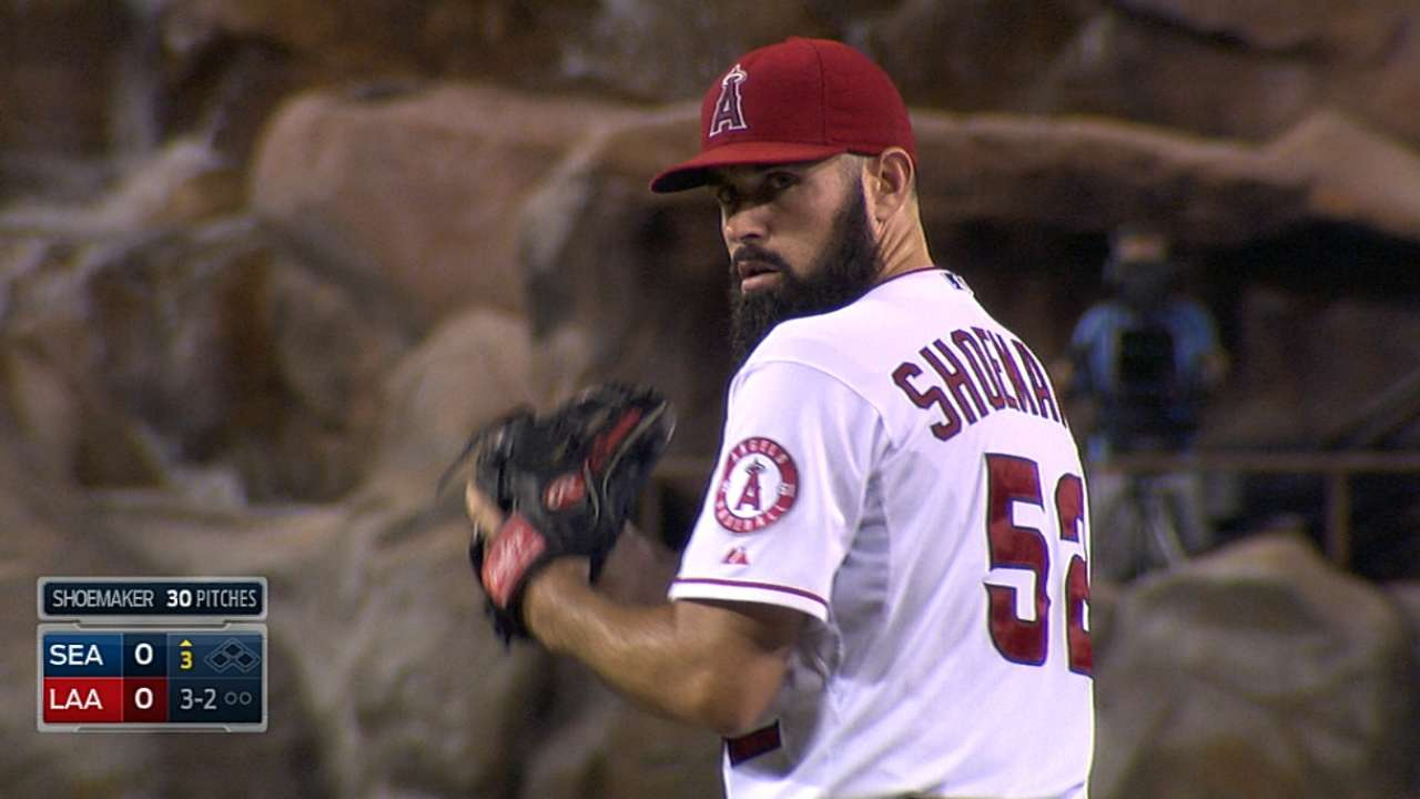 Shoemaker has 'no doubt' he'll be available to start