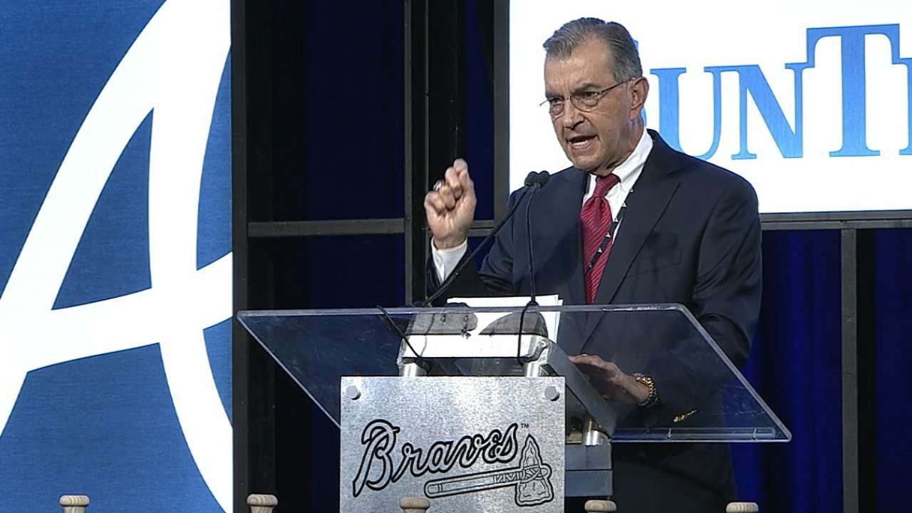 Braves with decisions to make after disappointing '14