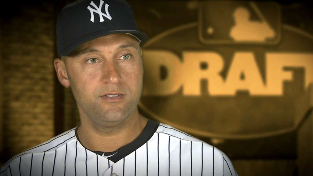 My Draft Story: Derek Jeter