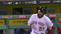 Morton Pitches Surging Pirates Over Red Sox 4-0