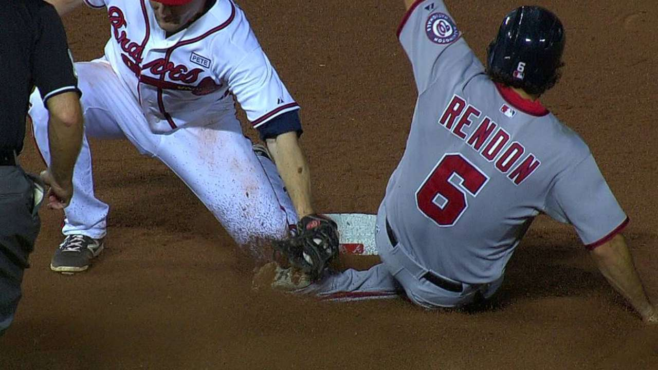 Fredi's challenge gets call overturned at second