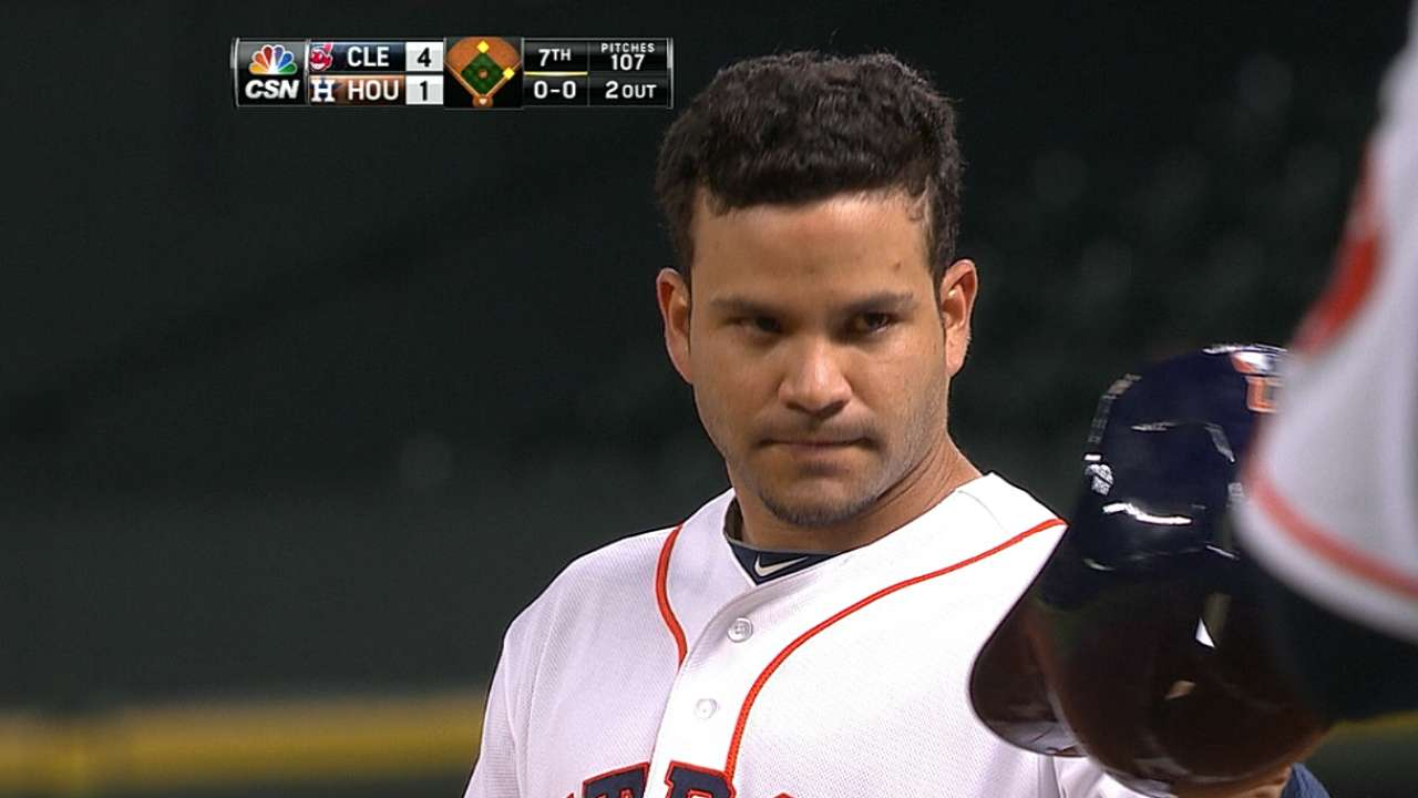 Astros to honor Altuve tonight