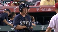 Mariners break out to inch closer in WC race