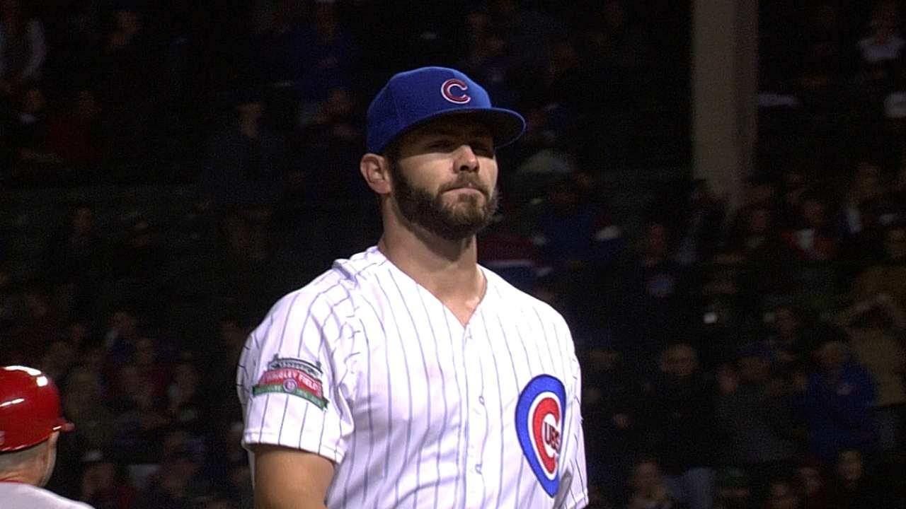 Arrieta looks like pitching cornerstone for Cubs