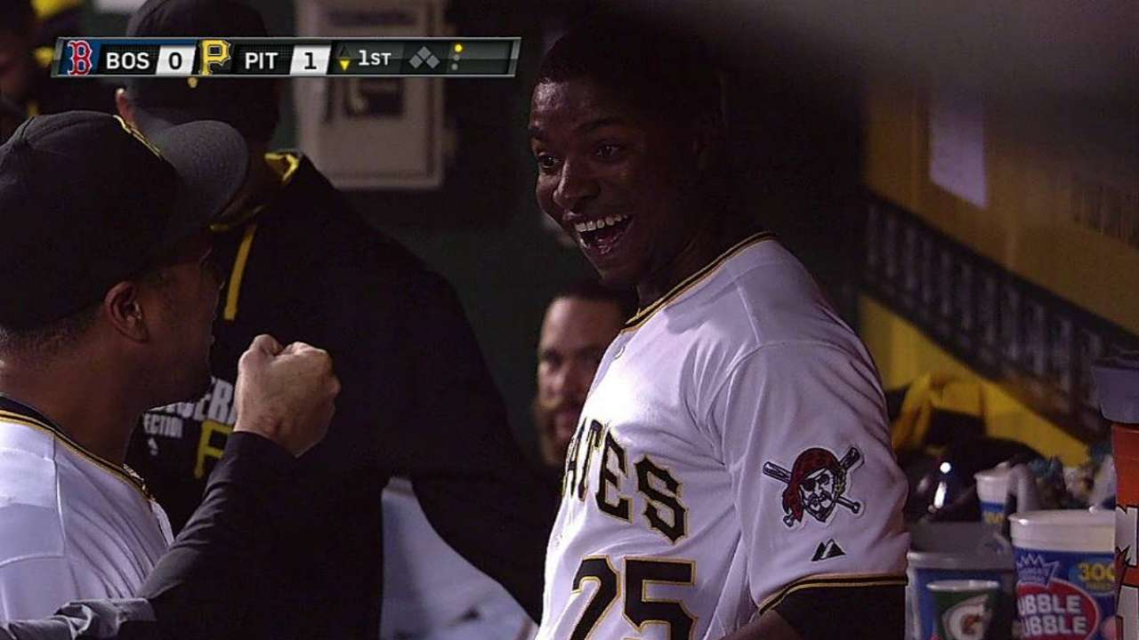 Homers help Bucs keep pace in NL Central race