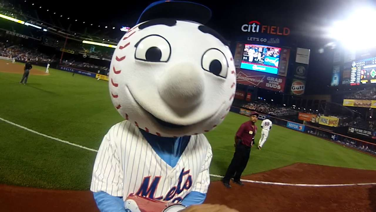 iON offers Mets fans a view never seen before