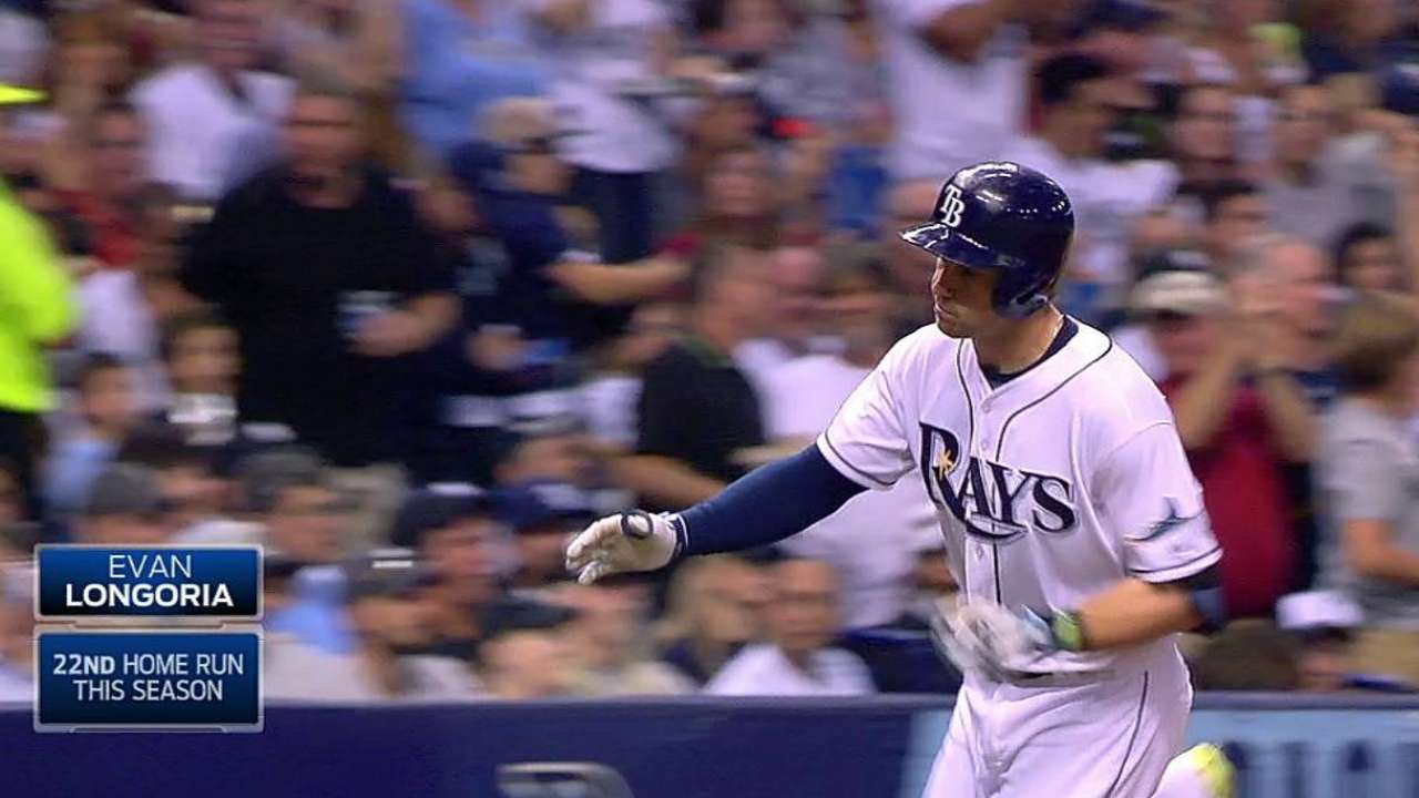 Command eludes Cobb as Rays miss out on sweep