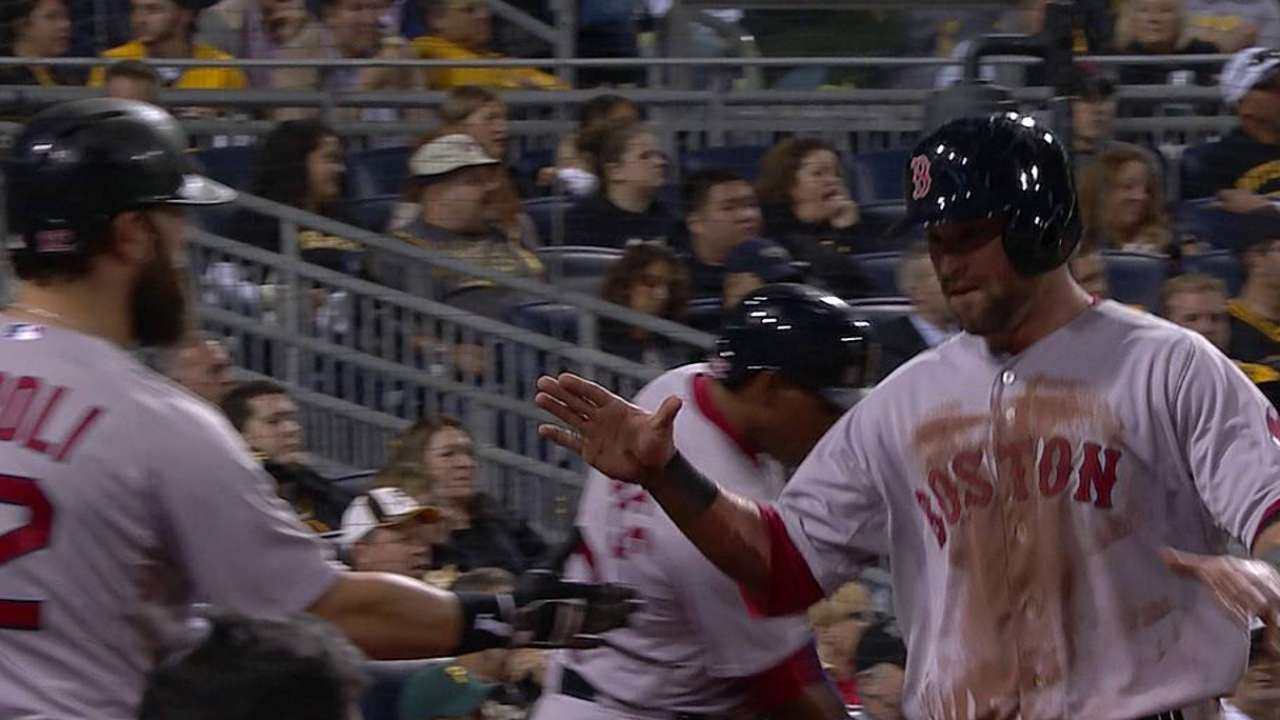 Buchholz can't stop playoff-hungry Pirates