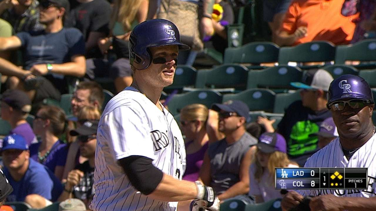 Vying for batting title, Morneau proves he's healthy