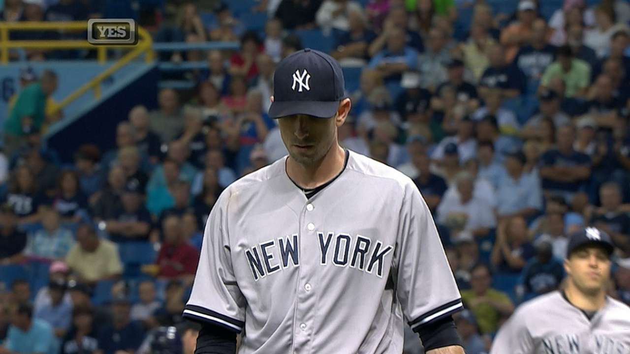 A clean win: McCarthy leads Yankees in St. Pete
